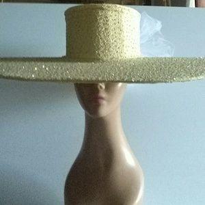 Exclusive wide brim Derby Women's Hat